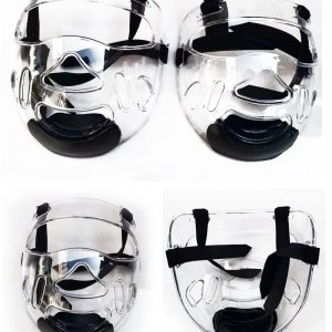 Sparring Headgear Face Shield