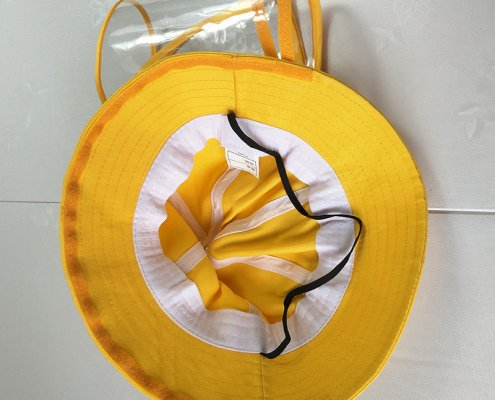 bucket hat with face shield for kids 13564751992 2045698582