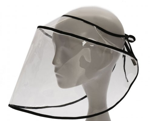 universal clear portable face shield wholesale supplier