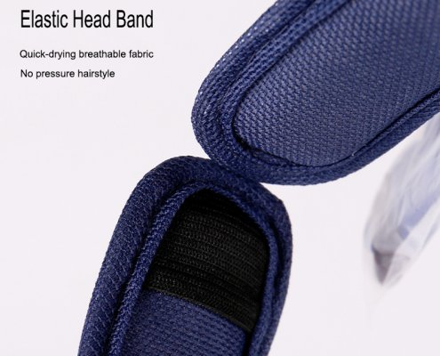 reusable medical face shield visor