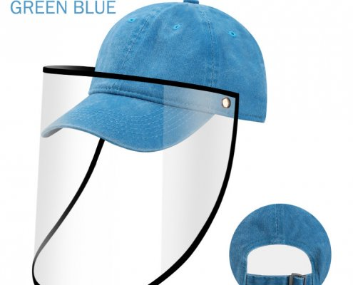 baseball cap and face shield wholesale supplier