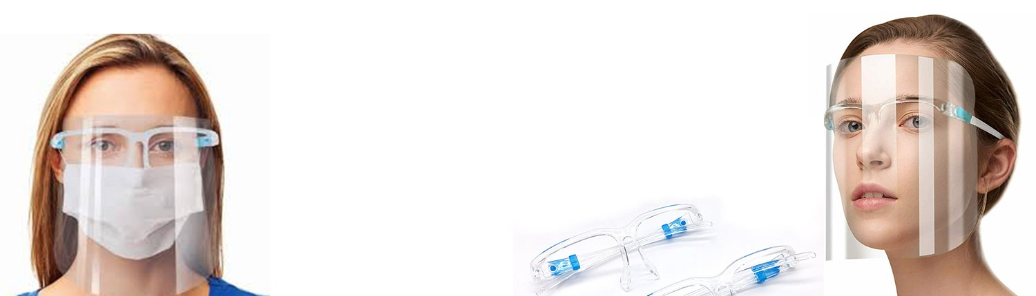 goggles with face shield Face Shield With Goggles Wholesale Supplier 2